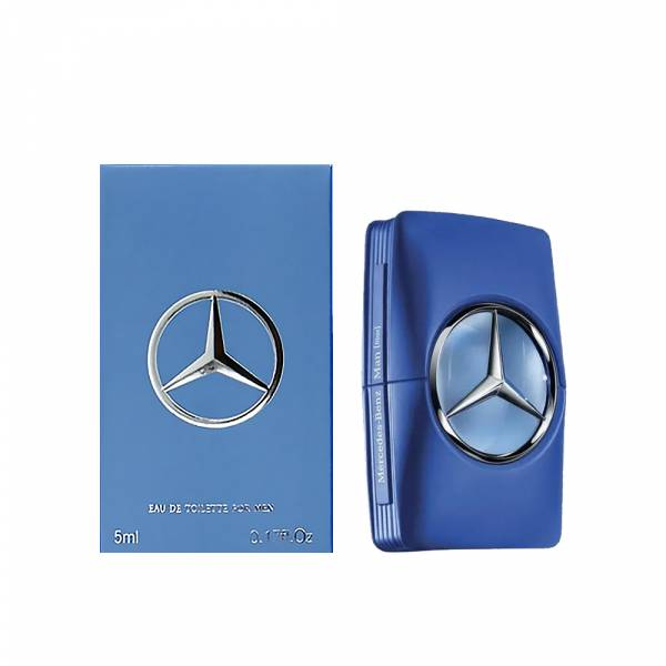 Mercedes Benz 賓士 紳藍爵士男性淡香水 5ml 小香 Mercedes Benz 賓士,紳藍爵士,男性淡香水,小香
