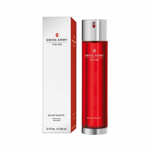 VICTORINOX SWISS ARMY 瑞士刀 For Her 經典女性淡香水 100ml Victorinox Swiss Army,經典女香,香水,ForHer