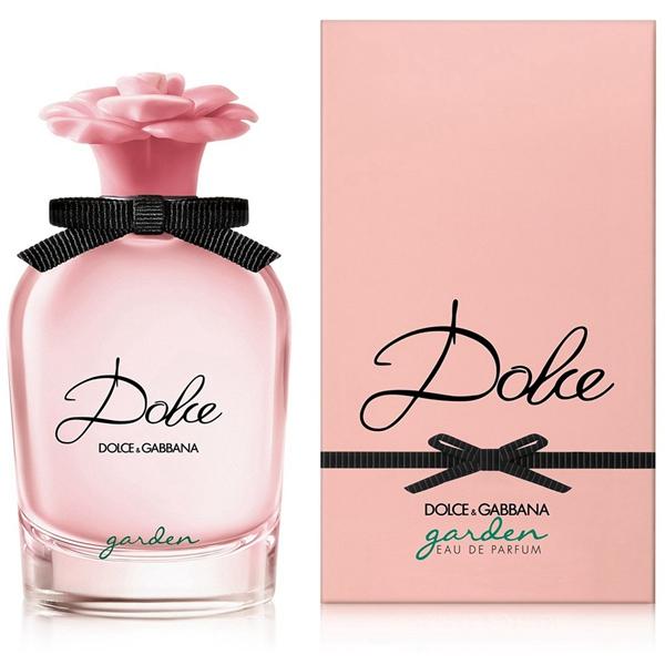 D&G DOLCE & GABBANA Dolce Garden 恬蜜花園女性淡香精50ML DOLCE & GABBANA ,Dolce, Garden ,恬蜜花園