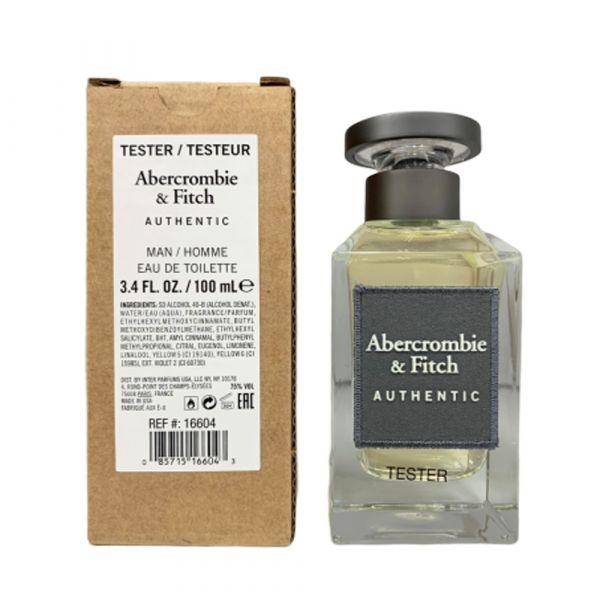 Abercrombie & Fitch A&F 真我男性淡香水100ml TESTER  Abercrombie & Fitch A&F 真我男性淡香水