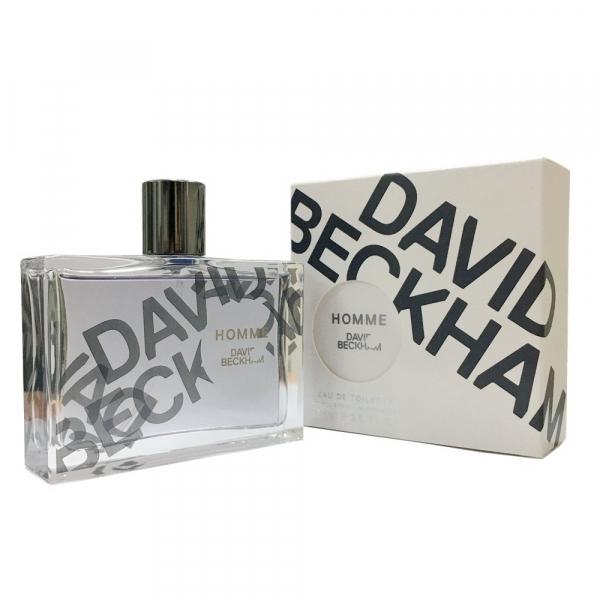 David Beckham 貝克漢 HOMME 傳奇再現男性淡香水75ml Beckham,貝克漢,傳奇再現,男香,HOMME
