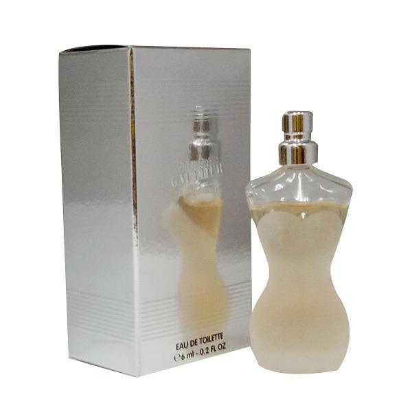 Jean Paul Gaultier高堤耶 Classique裸女女性淡香水小香6ml Salvatore Ferragamo ,費洛加蒙 ,AMO,我愛,女性,淡香精