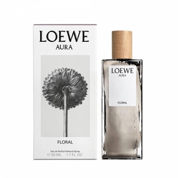 LOEWE 羅威 AGUA FLORAL 光之謬斯女性淡香精 50ml LOEWE 羅威, AGUA FLORAL, 光之謬斯,女性淡香精