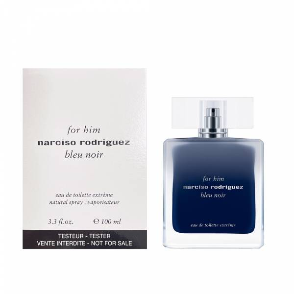 Narciso Rodriguez FOR HIM 極致紳藍男性淡香水 100ml TESTER Narciso Rodriguez FOR HIM 極致紳藍男性淡香水 100ml TESTER