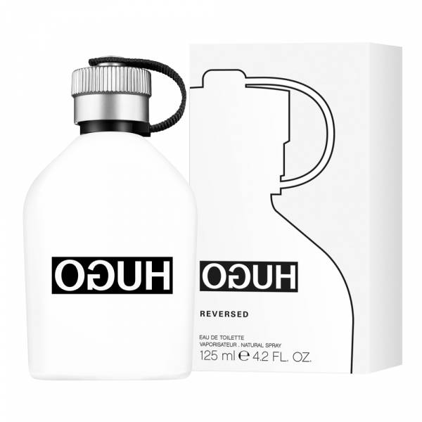 HUGO BOSS Reversed 逆轉男性淡香水125ml BOSS香水 ,HUGO BOSS Reversed 逆轉男性淡香水