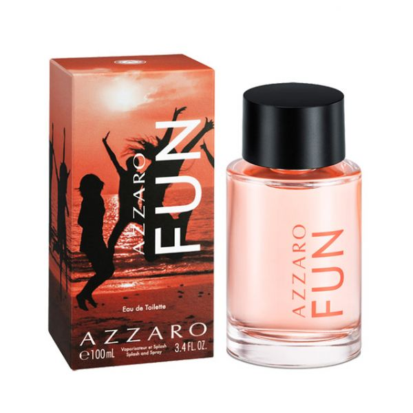 AZZARO Splashes 歡樂潑潑中性淡香水100ml AZZARO Splashes 歡樂潑潑中性淡香水