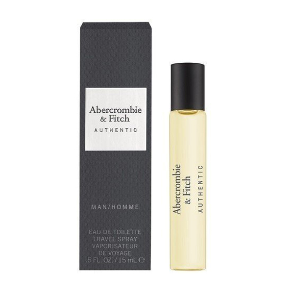 Abercrombie & Fitch A&F 真我男性淡香水隨身瓶15ml  Abercrombie & Fitch A&F 真我男性淡香水隨身瓶