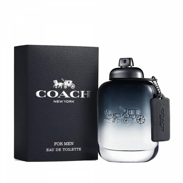 Coach New York時尚經典男性淡香水100ml Coach,New,York,時尚,經典,男性,淡香水