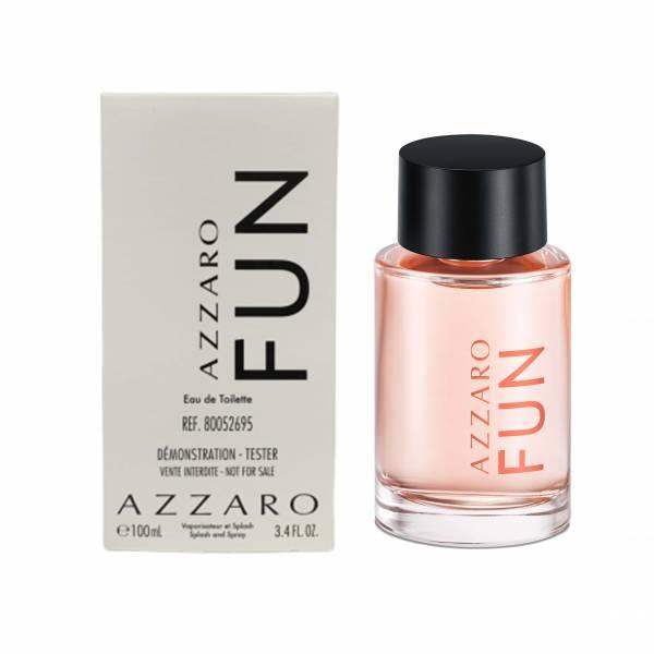 AZZARO Splashes 歡樂潑潑中性淡香水100ml TESTER 環保盒 AZZARO Splashes 歡樂潑潑中性淡香水