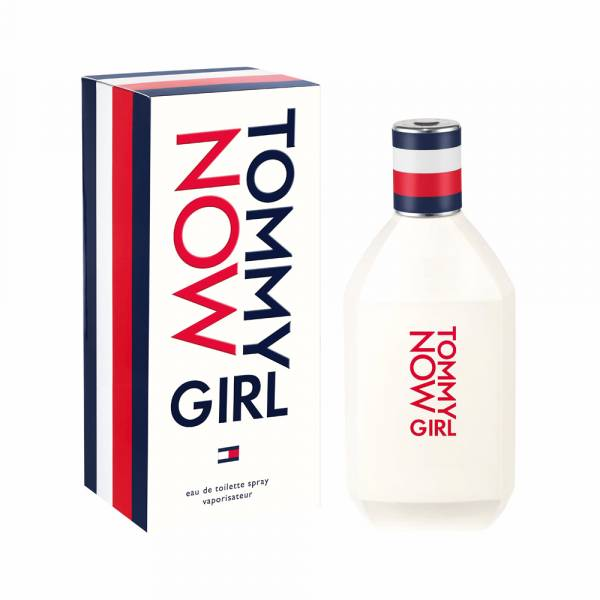 Tommy Hilfiger Tommy NOW Girl 即刻實現女性淡香水 30ml Tommy,Hilfiger,NOW ,淡香水