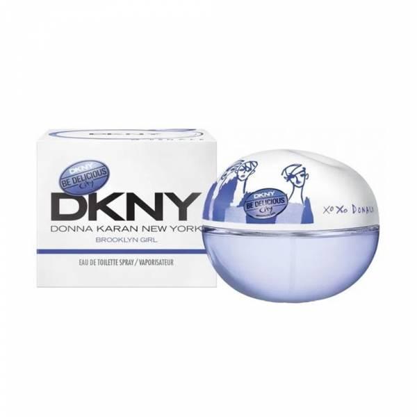 DKNY 紐約綺想系列 布魯克林女性淡香水50ml DKNY,紐約綺想,布魯克林,女香
