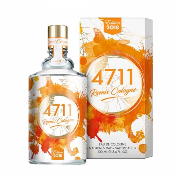 4711 科隆之水 Remix Cologne 經典橙香古龍水100ml 4711,經典,橙香,古龍水,Cologne