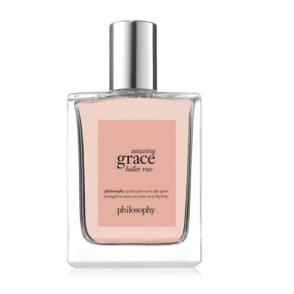 philosophy肌膚哲理 amazing grace ballet rose 驚喜優雅- 芭蕾玫瑰淡香水60ml philosophy,肌膚哲理,芭蕾玫瑰淡香水, 肌膚哲理淡香水,玫瑰香水