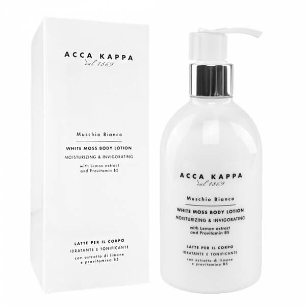 Acca Kappa 白麝香身體乳300ML ACCA KAPPA,Acca Kappa 白麝香, 白麝香, 身體乳, 白麝香 身體乳