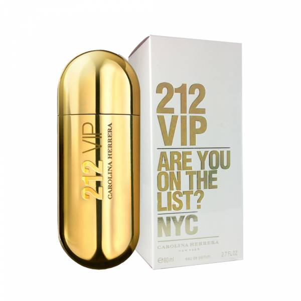 Carolina Herrera 212 VIP女性淡香精 80ml  Carolina Herrera ,212 ,VIP,女性淡香精
