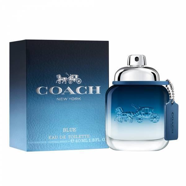 Coach BLUE時尚藍調男性淡香水40ml Coach,BLUE,時尚,藍調,時尚藍調,男性,淡香水,男香