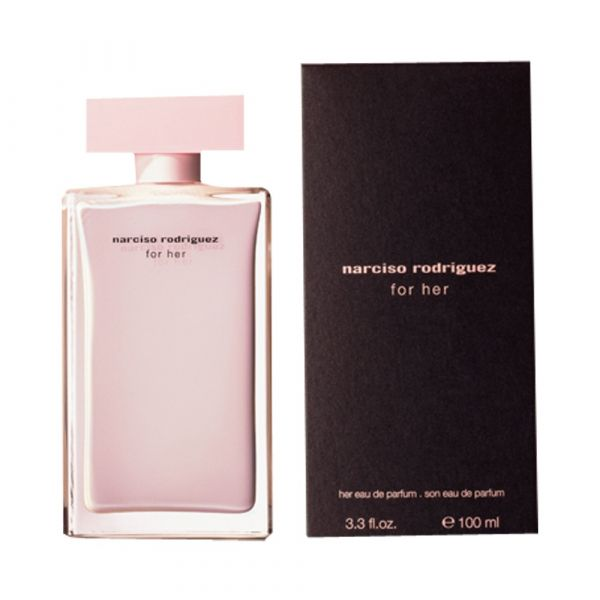Narciso rodriguez for her淡香精100ml Narciso rodriguez for her 淡香精 100ml