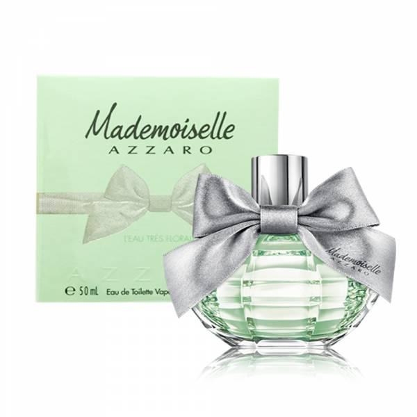 AZZARO MADEMOISELLE 綠意晶采女性淡香水 50ml  AZZARO,MADEMOISELLE,綠意晶采,女香,淡香水,