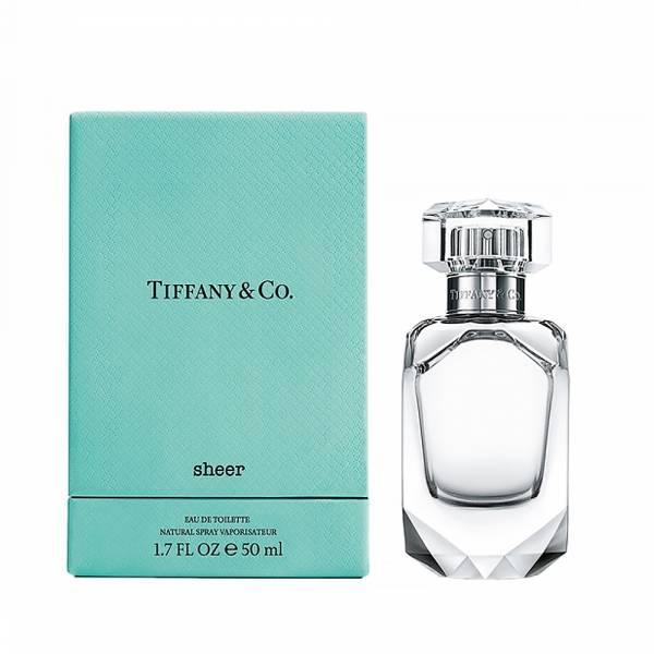 Tiffany & co. sheer 蒂芬妮 同名晶淬女性淡香水 50ml Tiffany & co. sheer 同名晶淬女性淡香精
