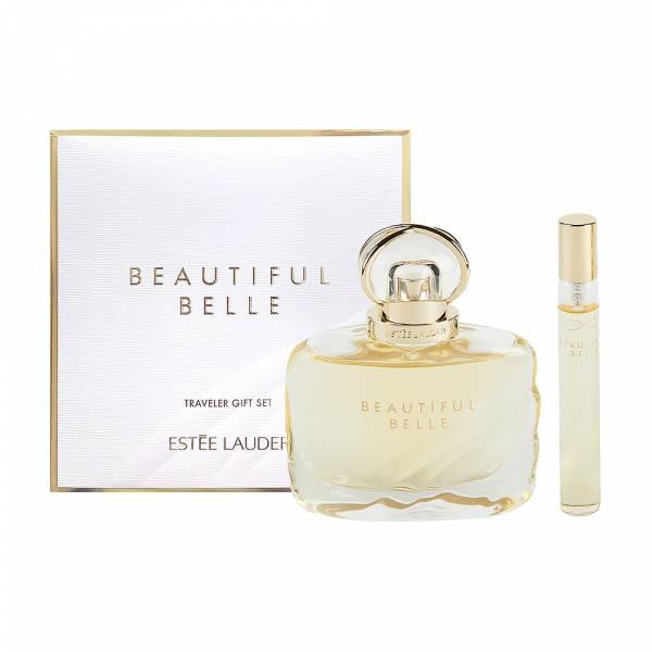 Estee Lauder雅詩蘭黛 Beautiful Belle 美麗香水 貝兒香水禮盒 淡香精(50ml+7.5ml) Estee Lauder,雅詩蘭黛,Beautiful Belle,美麗香水,雅詩蘭黛 貝兒, 淡香精, 小香, 貝兒香水, 雅詩蘭黛 美麗香水