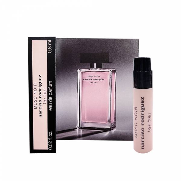 Narciso Rodriguez For Her 深情繆思 女性淡香精 針管  0.8ml Narciso Rodriguez,深情繆思,淡香精