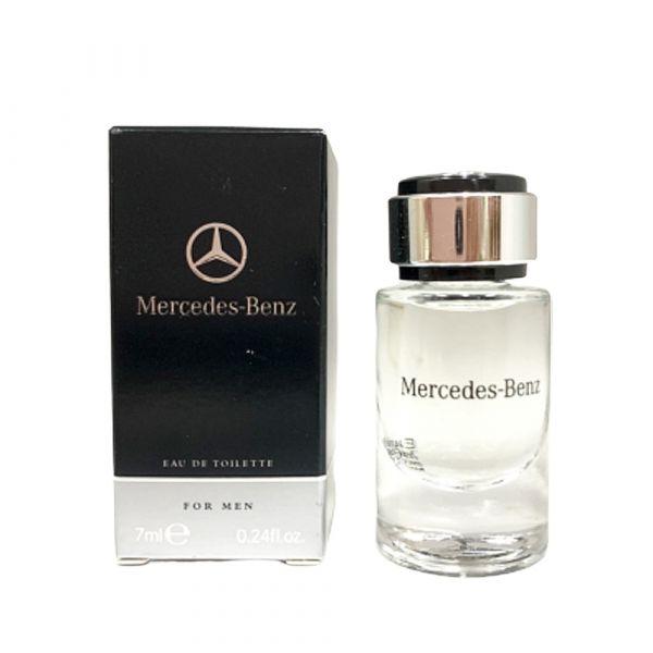 Mercedes Benz 賓士經典男性淡香水小香 7ml Benz ,賓士經典男性淡香水