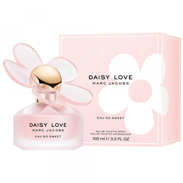 Marc Jacobs 2019 daisy love 親愛雛菊甜蜜女性淡香水100ml marc jacobs, 2019, daisy love, eau so sweet, 親愛雛菊