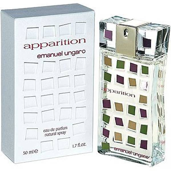 Emanuel ungaro Apparition EDP 瓶中精靈女性淡香精 50ml emanuel ungaro ,Emanuel ungaro Apparition ,EDP ,瓶中精靈 ,女性淡香精