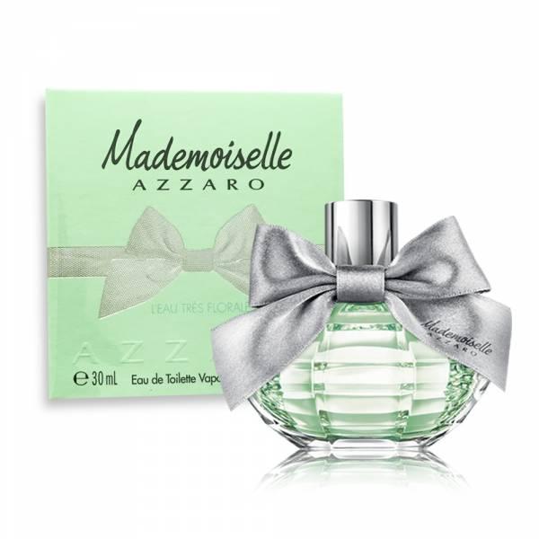 AZZARO MADEMOISELLE 綠意晶采女性淡香水30ml  AZZARO,MADEMOISELLE,晶采,女香,淡香水,