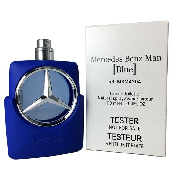 Mercedes Benz Star Blue 賓士 紳藍爵士 男性淡香水 100ml TESTER Mercedes, Benz ,Star ,賓士,王者之星
