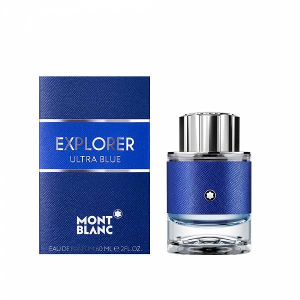 Mont Blanc 萬寶龍 EXPLORER ULTRA BLUE 探尋藍海男性淡香精 60ml Mont Blanc, 萬寶龍, ULTRA BLUE, 探尋藍海,男性淡香精,男香