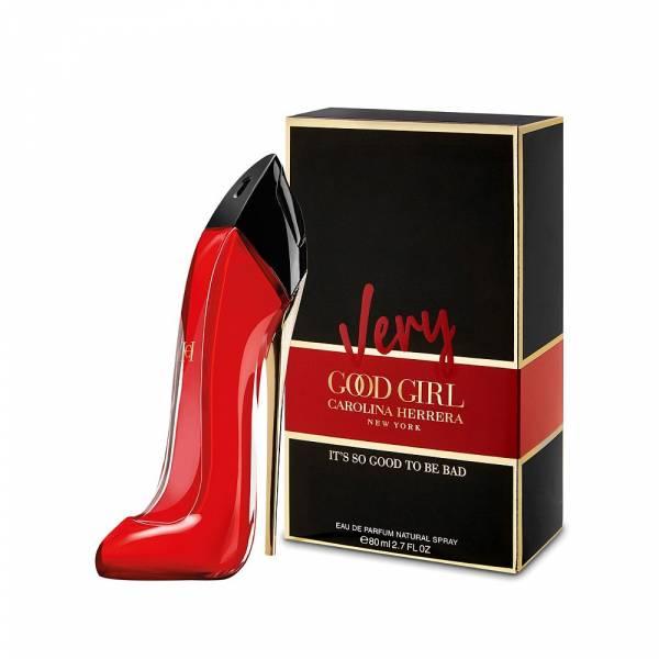 Carolina Herrera CH Good Girl 絕對女性淡香精 80ml Carolina Herrera CH Good Girl 絕對女性淡香精