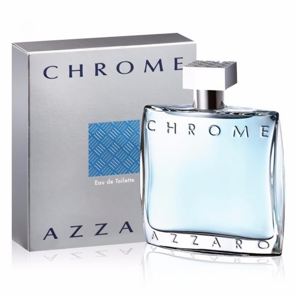 Azzaro Chrome 海洋鉻元素男性淡香水100ml Azzaro Chrome,海洋鉻元素,酪元素,男性淡香水