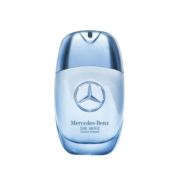 Mercedes Benz 賓士 the move 蒼穹之星 男性淡香水 100ml TESTER (環保盒) Mercedes Benz, the move ,蒼穹之星 ,男性淡香水