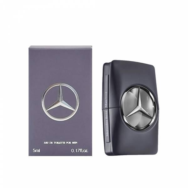 Mercedes Benz 賓士 輝煌之星男性淡香水 5ml Mercedes Benz, 賓士, 輝煌之星淡香水,男香,小香