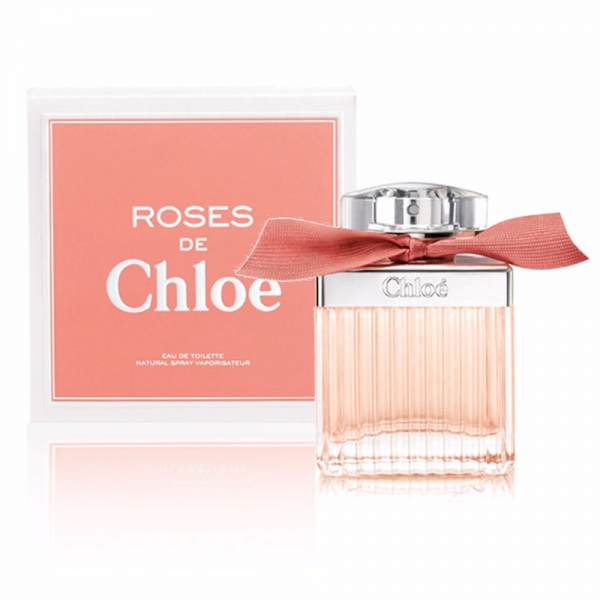 CHLOE ROSES 克羅埃 玫瑰女性淡香水30ml Chloe玫瑰, chloe同名淡香精, chloe 香水, chloe roses 香水, chloe 淡香水, 克羅埃 香水, chloe 玫瑰淡香水, 玫瑰香水