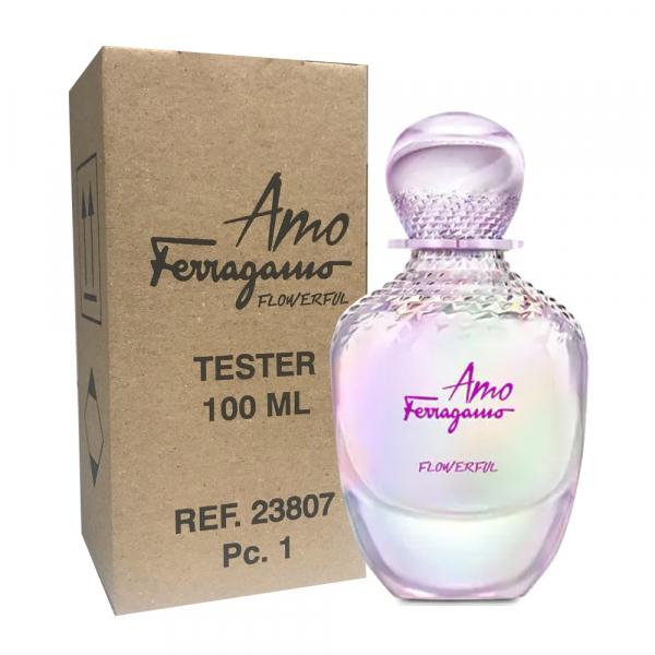 Salvatore Ferragamo 費洛加蒙 AMO我愛璀璨女性淡香水100ml TESTER(環保盒有蓋) Salvatore Ferragamo ,費洛加蒙 ,AMO,我愛,女性,淡香精,璀璨