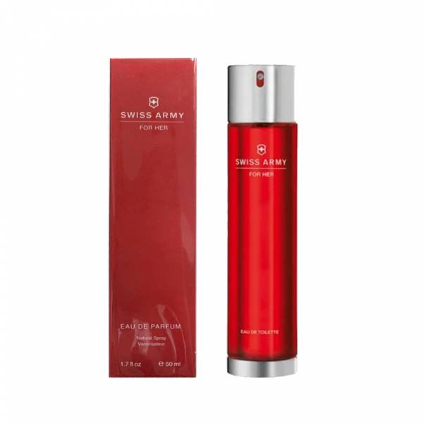 VICTORINOX SWISS ARMY 瑞士刀 For Her 經典女性淡香精 50ml Victorinox Swiss Army,經典女香,香水,ForHer