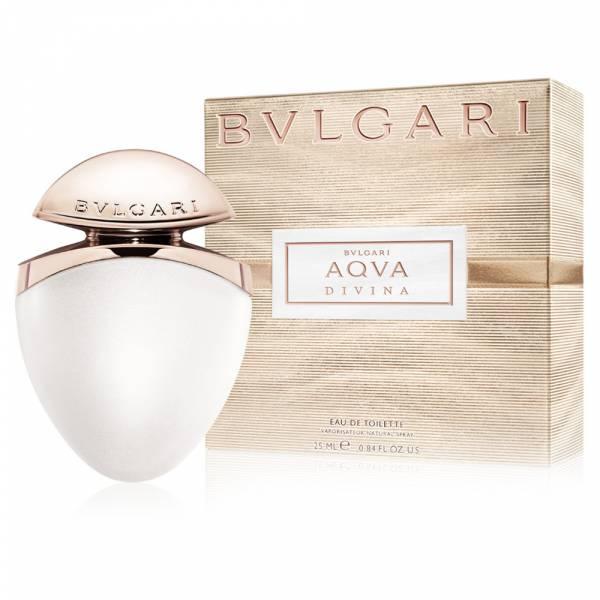 BVLGARI寶格麗 AQVA DIVINA海漾女性淡香水 25ml BVLGARI、海漾、AQVA DIVINA、香水、寶格麗香水