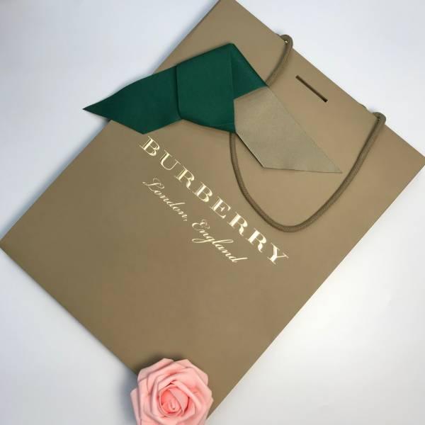 BURBERRY 精美紙袋(大) BURBERRY ,精美紙袋,香水,男香