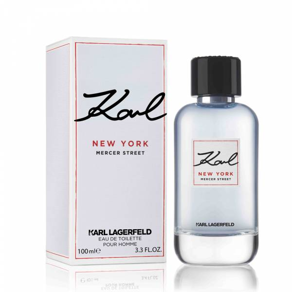 KARL LAGERFELD 卡爾 紐約蘇活男性淡香水100ml KARL,LAGERFELD,卡爾,紐約蘇活,男性淡香水