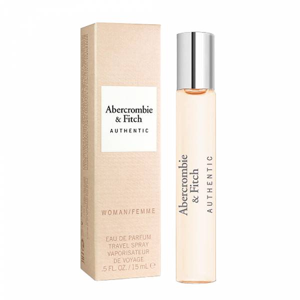 Abercrombie & Fitch A&F 真我女性淡香精隨身瓶15ml  Abercrombie & Fitch A&F 真我女性淡香精隨身瓶