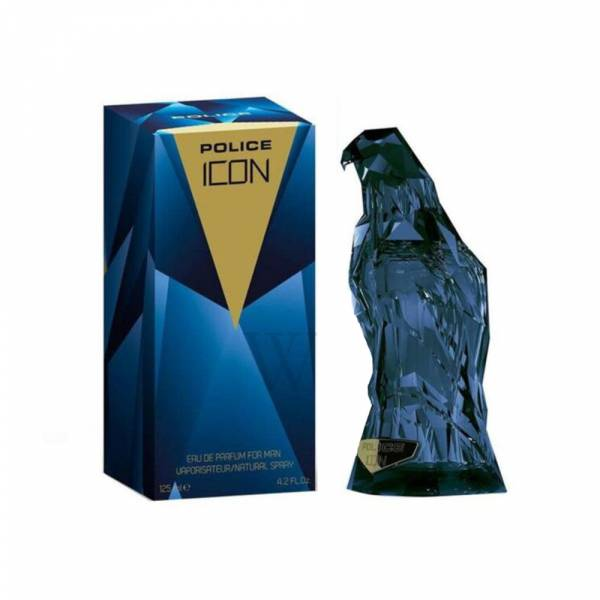 Police Icon Eau De Parfum Spray 藍鷹男性淡香精 125ml Police, Icon, Eau De Parfum Spray ,藍鷹男性淡香精,藍鷹,男香