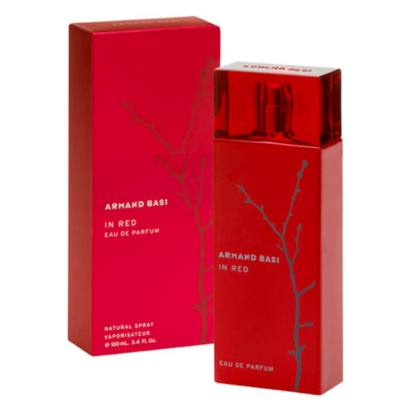 ARMAND BASI In Red 紅玉銀柳女性淡香精 100ML ARMAND BASI In Red 紅玉銀柳女性淡香精
