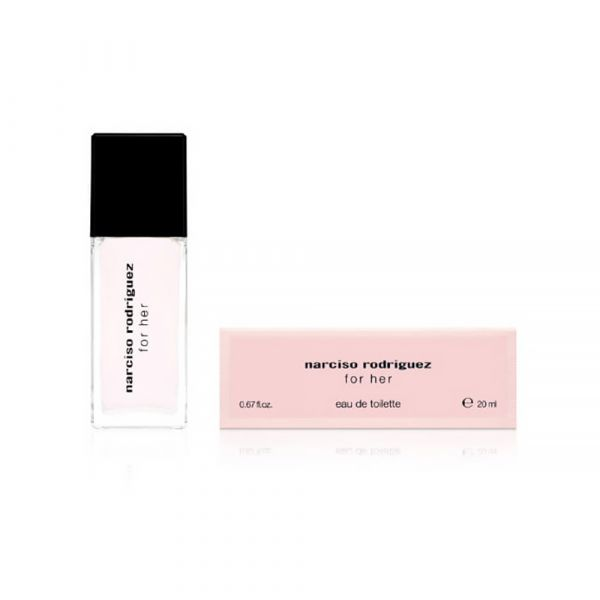 Narciso Rodriguez for her 淡香水20ml (噴式) Narciso Rodriguez for her 淡香水20ml (噴式)