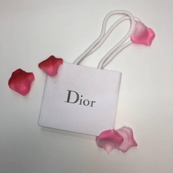 DIOR 迪奧 精美白色紙袋(小) DIOR ,精美紙袋,香水,男香