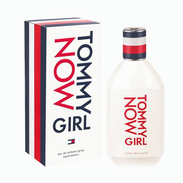 Tommy Hilfiger Tommy NOW Girl 即刻實現女性淡香水 100ml Tommy,Hilfiger,NOW ,淡香水