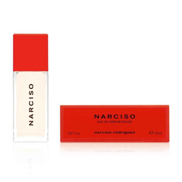 Narciso Rodriguez Rouge 炙熱情迷女性淡香精20ml (噴式) Narciso Rodriguez, 炙熱情迷,女性淡香精