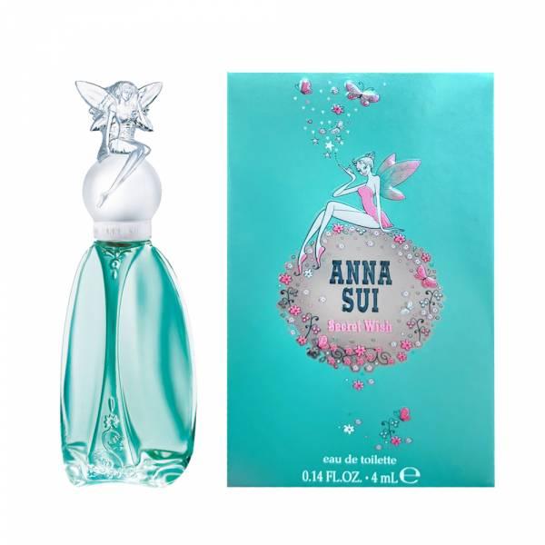Anna Sui安娜蘇 許願精靈女性淡香水 小香4ML Anna Sui安娜蘇 許願精靈女性淡香水 小香4ML