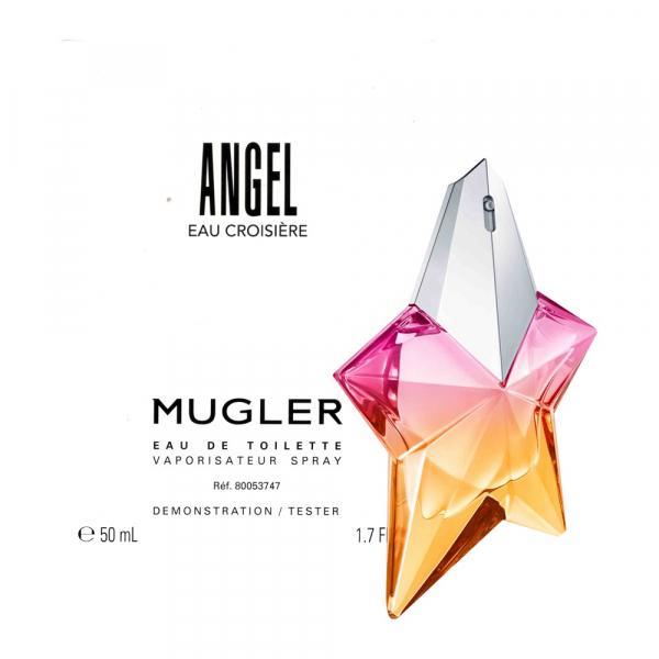 mugler angel 仲夏之星女性淡香水 50ml tester mugler,angel,仲夏之夜,女性淡香水